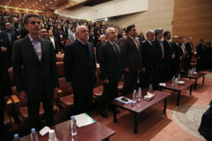 افتتاحیه گردهمایی شرکت های دانش بنیان و استارت آپ های صنعت نفت-27 الی 29 بهمن 98